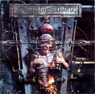 les pochettes d'albums ! Iron+Maiden-The+X+Factor-P+95