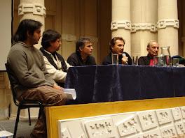 Exposicion en Quilmes de la Propuesta Urbana para Bernal
