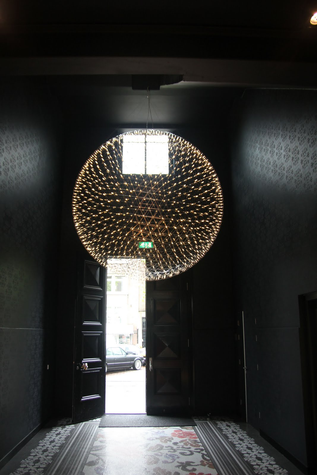 raimond pendant from moooi lighting. Black Bedroom Furniture Sets. Home Design Ideas