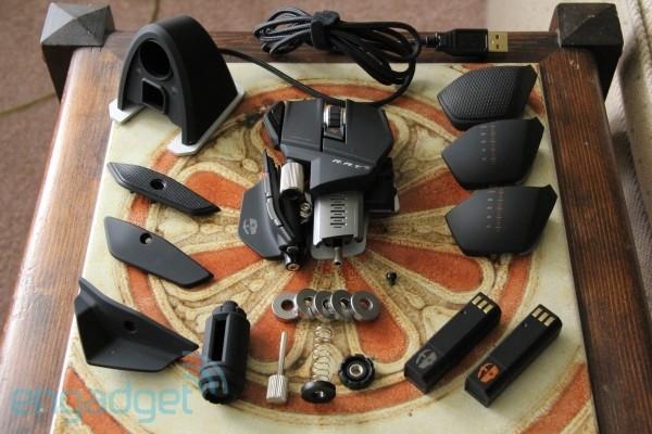 Tefibi review mad catz cyborg rat 9