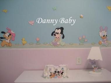 decoração disney baby