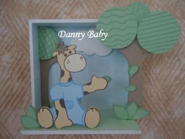 quadro para quarto de bebê de animais
