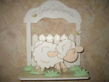maternidade carneirinho / ovelhinha