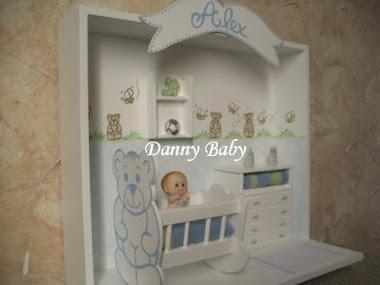 maternidade com ursinho ( Alex )