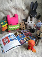 plush reading Plush Team Annual