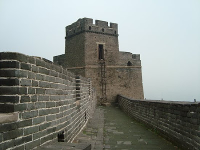 shan hai guan- great wall of china