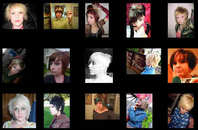 Short Emo Hairstyles Gallery