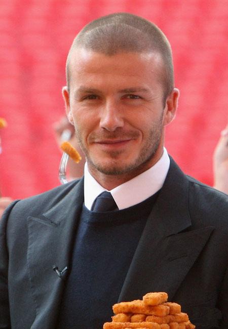 Trendy Men S Haircuts David Beckham Haircuts Medium Hairstyles