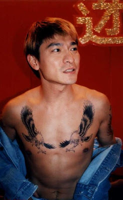 eagle tattoos