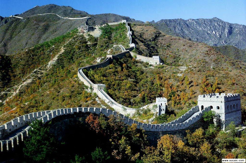 The Great-Wall of China Wallpaper