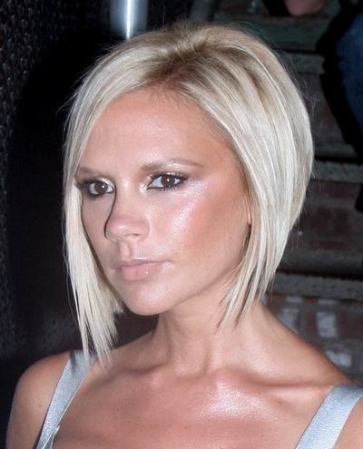 victoria beckham short hair 2009. Fashion for Short Hair