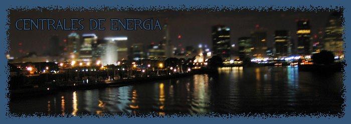 Centrales de Energía