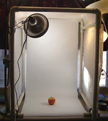 Build Your Own Lightbox For Food Photography And Mimic