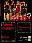 "Primeiro álbum da Banda de Hard Feminino Valentine, ""Tudo vai mudar"".."