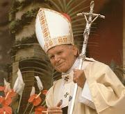 . el código numérico asignado al Papa Juan Pablo II, ¿numerología o simple . juan pablo ii