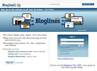 Nuevo Bloglines