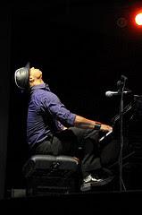Roberto Fonseca (Piano) Foto: Javier Ruiz