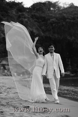 Actress and much loved TV host Rica Peralejo marries