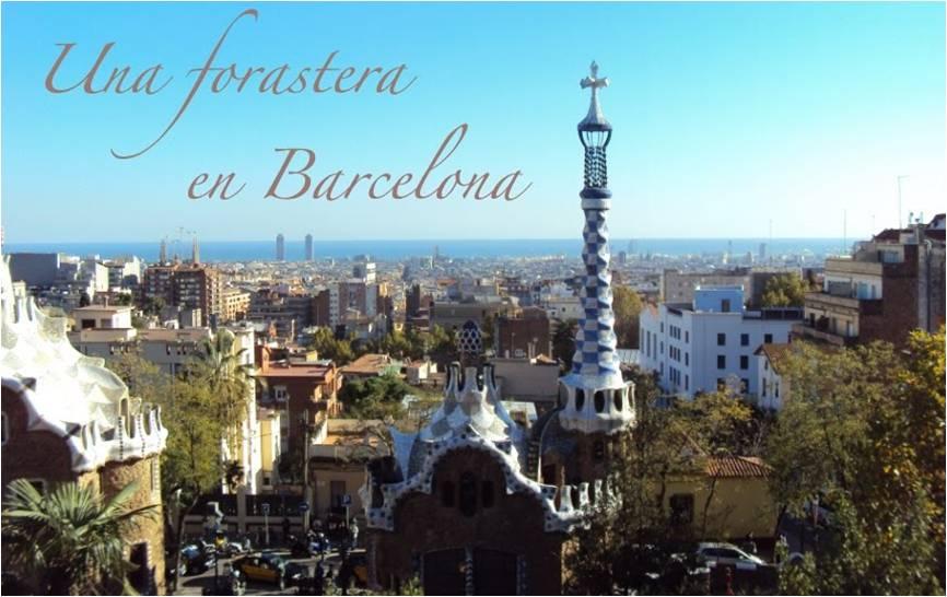 Una forastera en Barcelona