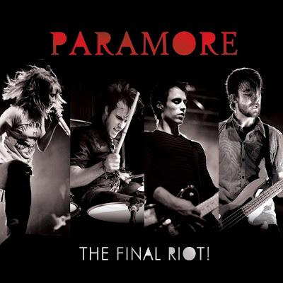 riot paramore album artwork. riot paramore album cover. the