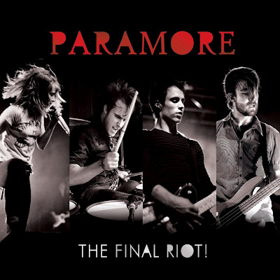 riot paramore cover. the final riot paramore