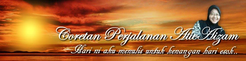 Blog Atie Aizam