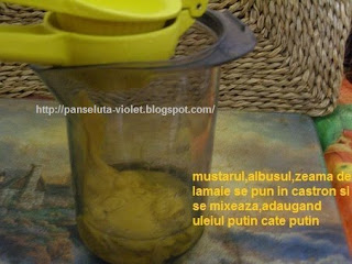 Articole culinare : Maioneza dietetica