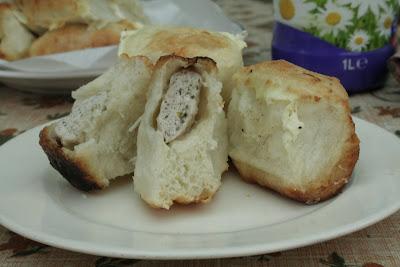 Articole culinare : Geantak- Un fel de placinta cu carne (Posetele)