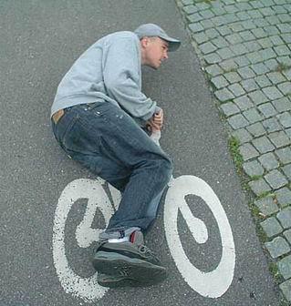 stap voor stap fietsen