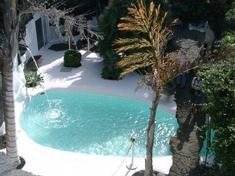 La mansion del txakoli mis vacaciones en lanzarote x - Casa de cesar manrique en lanzarote ...