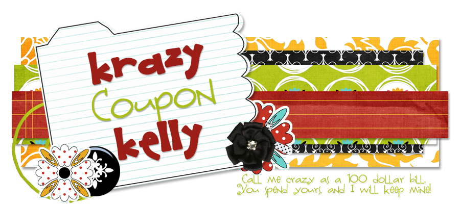 Krazy Coupon Kelly