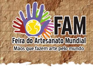 FAM - Feira do Artesanato Mundial em S�o Lu�s