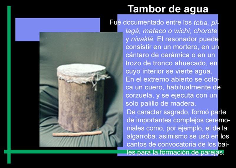 Educaci n musical el agua como instrumento de percusi n for Tambores para agua