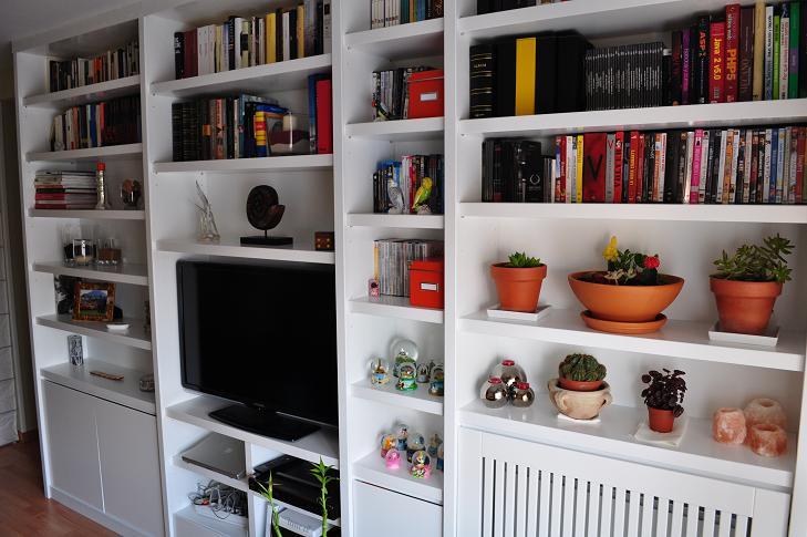 Libreria a medida madrid mueble a medida 617075183 elcarpinterodemadrid - Centro reto salamanca recogida muebles ...