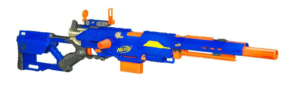 Galaxy Nerf Guia Nerf War
