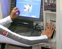 Como funciona o leitor de palma da mão do Bradesco