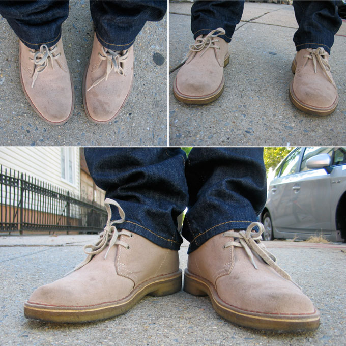 k boots by clarks