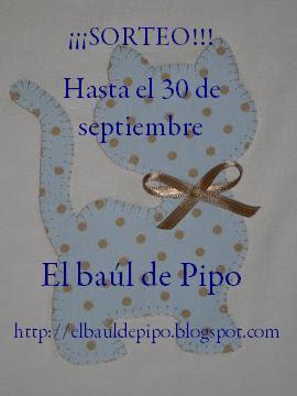 """Sorteo """"El baúl de Pipo"""""""