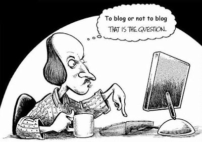 blogging, decide, confused