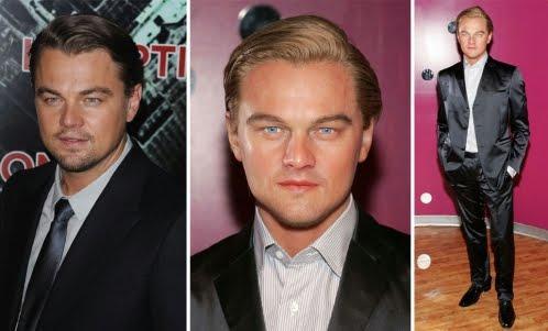 Famosos ao quadrado: conheça os dubles de cera das celebridades