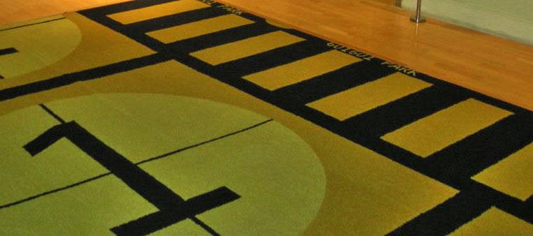 Interiorismo barcelona alfombras sobre parquet o madera - Interiorismo barcelona ...