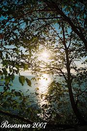 Tramonto nel Golfo di Trieste