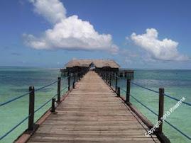 Zanzibar - vista sull'Oceano Indiano