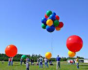Cluster Balloon Launch (balloon )
