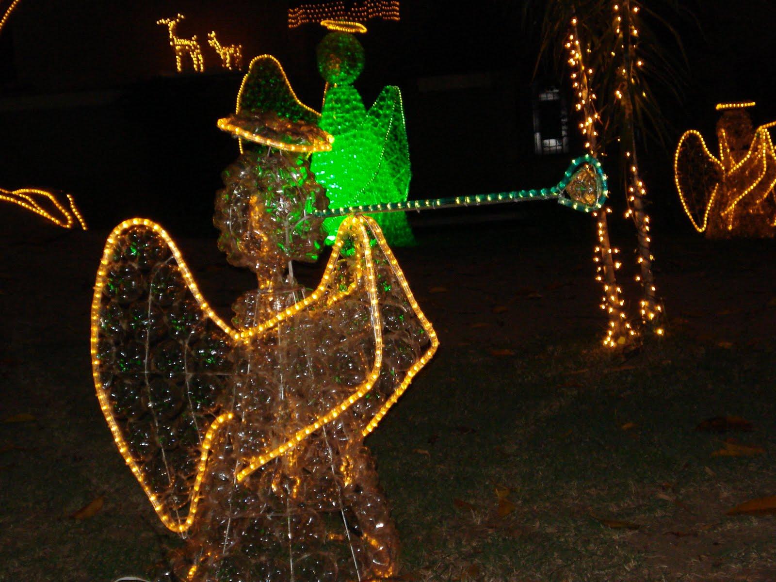 enfeites luminosos de natal para jardim : enfeites luminosos de natal para jardim:ENFEITES LUMINOSOS: Outubro 2010