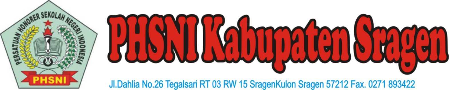 PHSNI Kabupaten Sragen