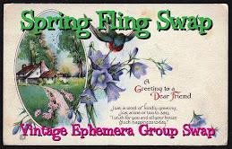 Spring Fling Swap