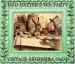 Mad Hatter's Tea Party Swap