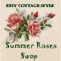 Summer Roses Swap
