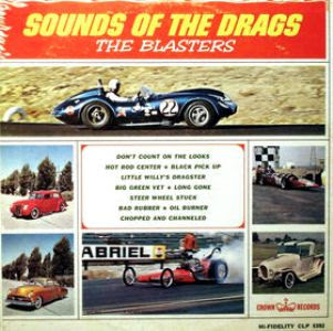THE BLASTERS - Sounds of The Drags
